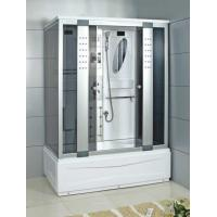 Wholesale Bathroom showers water repellent shower enclosures with frame shower cubicle from china suppliers