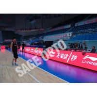 Wholesale Perimeter sports led display Indoor / Stadium Advertising outdoor led screen rental Boards from china suppliers