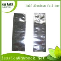 Wholesale half aluminum foil shielding bag for electronics products from china suppliers