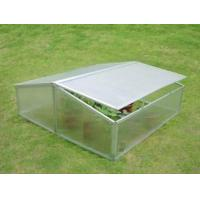 Wholesale DIY Garden Anodized Aluminium Mini / Small Hobby Greenhouses With Powder Coated Cold Frame from china suppliers