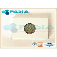 A5052 Material Honeycomb Roof Panels Non Combustible High Rigidity