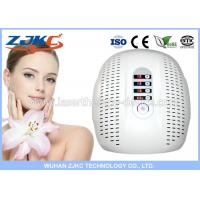 Wholesale Professional Red / Blue / Infrared Led Light Therapy Machine For Face Skin Rejevenation from china suppliers