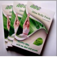 Wholesale ABC Natural Detox Foot Patch for Relieving Fatigue, Herbal Weight Loss Slimming Patches from china suppliers