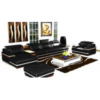 Quality 957#;  modern genuine leather sofa set, home furniture,office furniture, living room furniture, Europe sofa; for sale