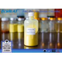 Wholesale PAC-031 Polyaluminium Chloride For Wastewater Treatment Purification from china suppliers