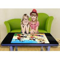 Buy cheap Landscape Or Portrait 110 - 240v Ac Full Hd Touch Screen Table As Home Tea Desk from wholesalers