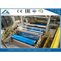 High quality 1.6m S pp spun bonded nonwoven fabric production line / Single S Nonwoven fabric making machine