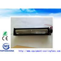 Wholesale Cross Flow Fridge Cooling Fan For Chillers , Heaters / 30 x190 mm Small Tangential Fan from china suppliers