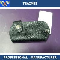 Wholesale Smart Fob Remote Control waterproof Leather Key Case Pouch for Chevrolet from china suppliers