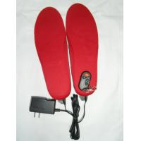 Wholesale heated insoles heating insoles with eletrinic electric heater ban wireless control insole from china suppliers