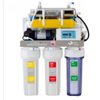 Wholesale 8 stages alkaline with UV lamp reverse osmosis water filtration system from china suppliers