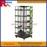 Wholesale Counter Spin Racks,WAREHOUSE RACK,Kitchen Storage Wire Rack,Metal Wire Retail Display,Store Counter, from china suppliers