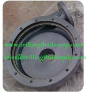 Wholesale BETTER BAKER SPD Mud Hog 2.5 Centrifugal Pump Casing Housing Semi-open Impeller Hard Iron from china suppliers