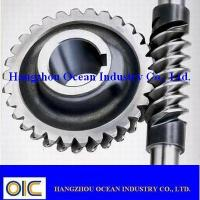 China Worm Gears and Pinions on sale