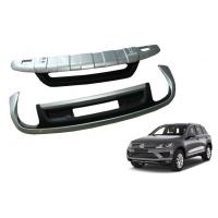Wholesale Front And Rear Bumper Guard Car Bumper Protector For Volkswagen All New Touareg 2016 from china suppliers
