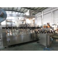 Wholesale Low Price Automatic Fruit Juice Bottle Filling Machine from china suppliers