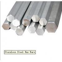 Wholesale GB, DIN, EN 409 316L 410 430 Stainless Steel Hex Bars 6mm - 55mm Diameter from china suppliers