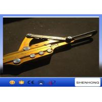 Wholesale OPGW Self Gripping Clamps Cable Clipper Come Along Clamp Grips 16KN from china suppliers