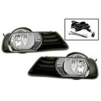 Wholesale 2009-2010 Toyota Land Cruiser Prado 12V, 55W quartz halogen bulbs Fog Light K from china suppliers