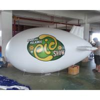 Wholesale Customized Helium Balloon Advertising Inflatable Blimp for Advertisement from china suppliers