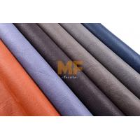 Wholesale Bonding Textured Home Decorating / Home Upholstery Fabrics 320 Gsm Water Proof from china suppliers