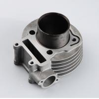 Wholesale Motorcycle Engine Air Cooled Aluminium Cylinder Block Set , 57mm Height Vespa150 from china suppliers