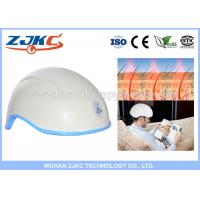 Wholesale 650nm Gold Laser Hair Regrowth Helmet Medical Devices 50Hz / 60Hz DC12V from china suppliers