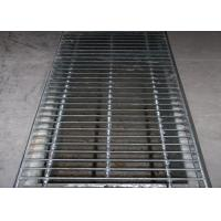 Wholesale Heavy duty Galvanized Steel Grating Drain Cover Free Sample Customized from china suppliers