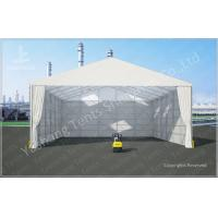 Wholesale 8M Ultra High Professional Outdoor Warehouse Tents , Large Industrial Tent Rental from china suppliers