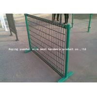 Wholesale Pvc Coated Wire Mesh Fencing Grid Structure Concise For Swine Enclosure Fence from china suppliers