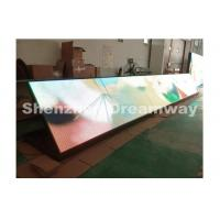 Wholesale 10 mm Pixel Pitch P10 Outdoor LED Signs With Front Service Synchronous Control from china suppliers
