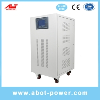 Buy cheap ABOT New Product Static SCR 3 Phase 80KVA AVR AC Voltage Regulator Stabilizer from wholesalers