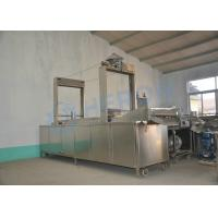 Wholesale Continuous Frying Double Mesh Belt System Frying Machine from china suppliers
