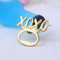 Wholesale Wedding Favor Gold XO Bottle Opener Favor from china suppliers