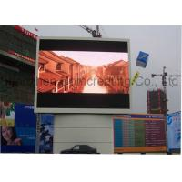 Wholesale P8 electronic Rental LED Display Outdoor Die - casting AC220V / 5OHZ 1R1G1B from china suppliers