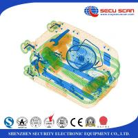 Quality Multi - Language Handheld X-Ray Baggage Inspection System For Security Check for sale