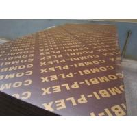 Buy cheap Formwork Concrete Shuttering Plywood Formwork Plywood Concrete Plywood used for construction laminated plywood from wholesalers