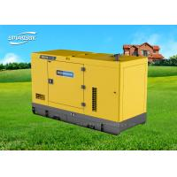 Wholesale Four Stroke Perkins Diesel Generator Set , Perkins 10Kw Diesel Generator from china suppliers