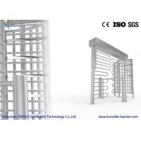 Buy cheap Secured Entry Control Full Height Turnstile With RFID Card Reader from wholesalers