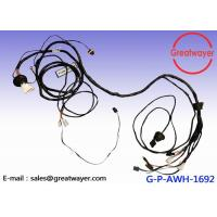 Wholesale 16 Pin Automotive Wiring Harness GXL 10AWG Socket  DC Plug 5.5x2.1 Power from china suppliers
