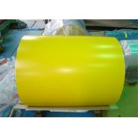 Wholesale RAL Color Prepainted Galvalume Steel Sheet In Coil Industrial 1250MM Width from china suppliers