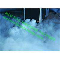 Wholesale Portable 3000W Fog Machine Ground Smoke Machine With LCD Controller from china suppliers