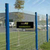 Wholesale Vinyl Coated Garden fence,PVC Coating Welded Wire Mesh Fence,China Anping suppliers from china suppliers