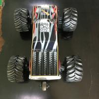Wholesale 1/10th Rc Trucks Electric 4x4 / Rc Remote Control Cars With 60mm Vehicle Clearance from china suppliers
