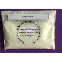 Wholesale Weight loss steroid powder Rimonabant Acomplia effect for bodybuilding from china suppliers