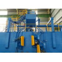 Wholesale Roller Conveyor Steel Plate Shot Blasting Machine for Surface Reinforcement from china suppliers