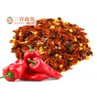 Wholesale No Speckle Dehydrated Spinach Flakes , Organic Dehydrated Chilli Flakes With Seeds from china suppliers