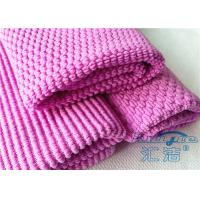 "Wholesale Pink Super Absorbent Cleaning Microfiber Cloth 16"" x 16"" , Microfiber Cleaning Towels from china suppliers"