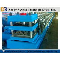 Wholesale High Speed W Beam Highway Guardrail Forming Machine / Rolling Forming Machine from china suppliers