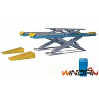 Wholesale 3.5T Hydraulic Alignment Scissor Lift explosion-proof With Jack Lifting from china suppliers